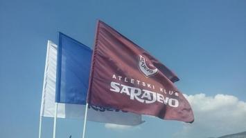 Poluvrijeme na Koševu: Trka atletičara na 100m