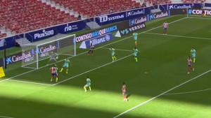 Navijači Barcelone gledaju i plaču: Luis Suarez zabio gol u debiju za Atletico Madrid
