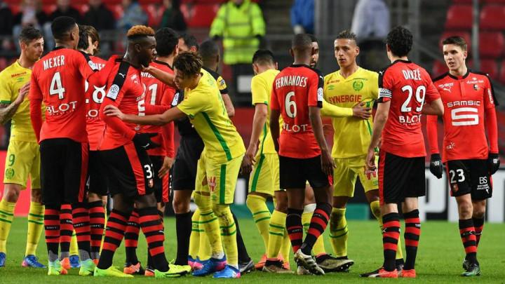 Poraz Vahinog Nantesa na domaćem terenu