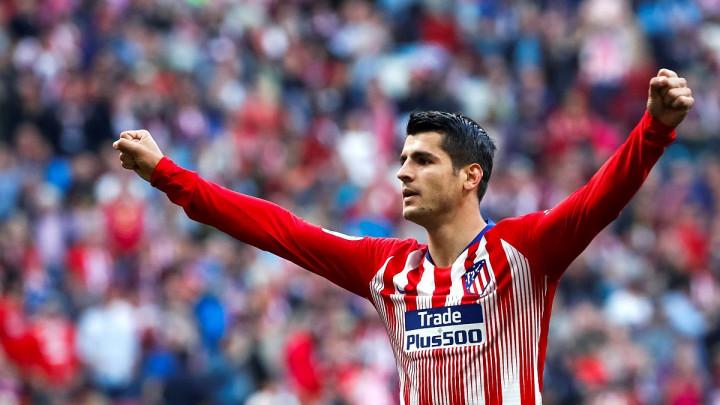 Chelsea prodao Alvara Moratu!