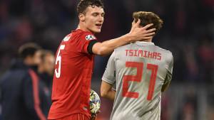 Pavard brani Kovača: Nije on bio na terenu