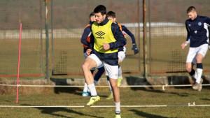 Tomašević i Cimirotić nisu prošli probu u FK Željezničar