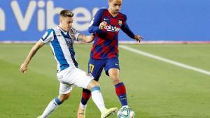 Barcelona ove sezone nikad nije bila očajnija na Camp Nou kao protiv Espanyola