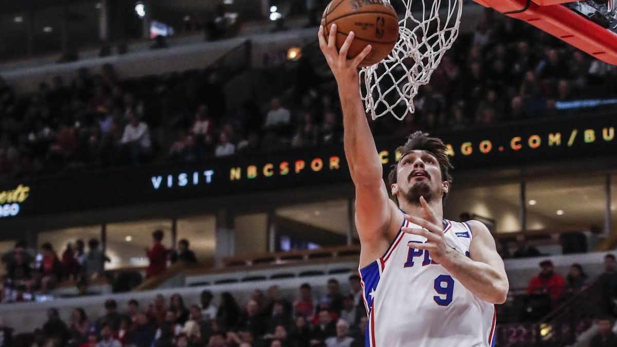 Sjajni Dario Šarić odveo 76erse do trijumfa nad Knicksima