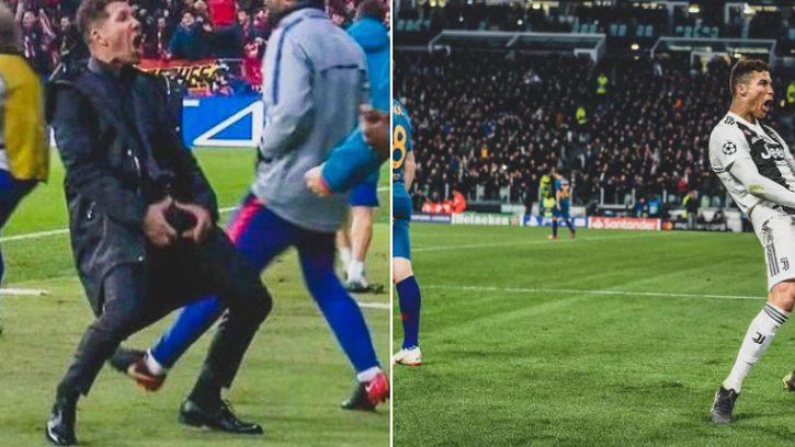 "Diego Simeone komentarisao ""kontroverznu"" proslavu Cristiana Ronalda"
