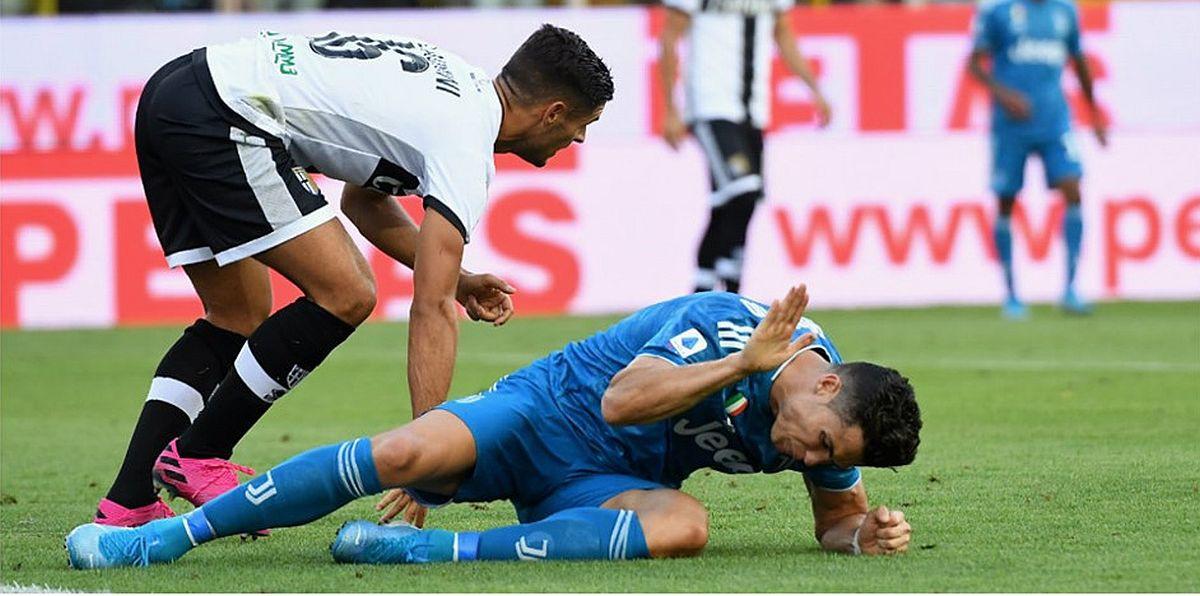 VAR ponekad zna biti prava napast: Pogledajte zbog čega je poništen gol Cristianu Ronaldu