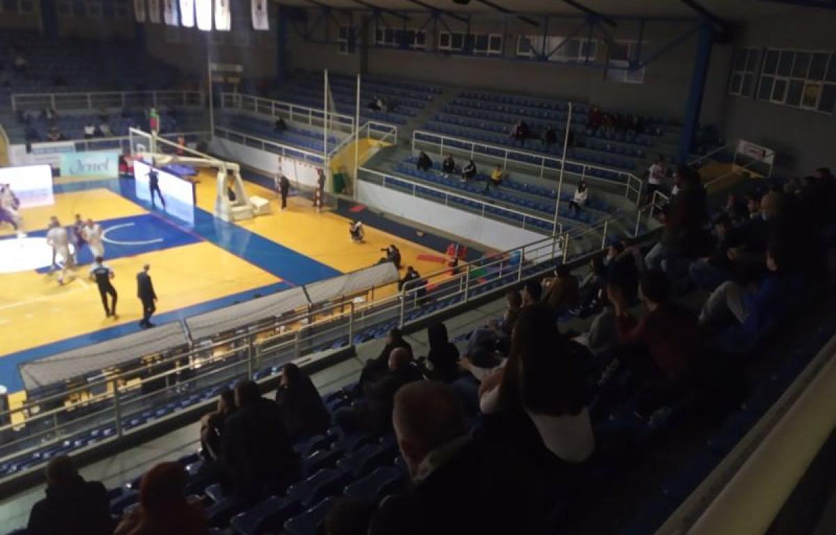 Publika se vratila u dvoranu Pecara nakon skoro godinu dana