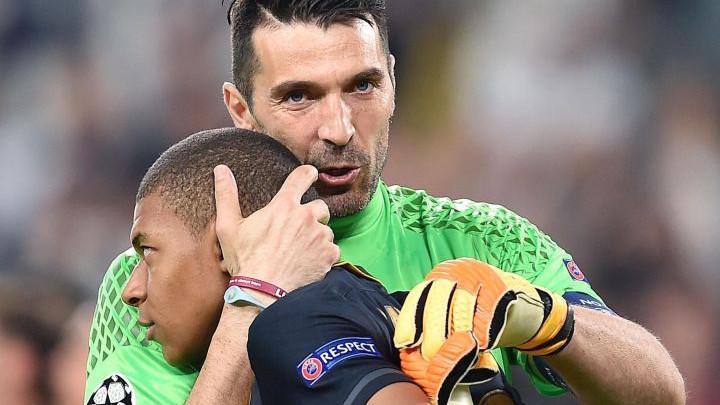 Buffon: Mbappe? Jednom mi je Barzagli nešto rekao...