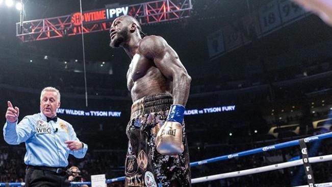 Wilder prijeti ubistvom u ringu: Legalno je, zašto to ne bih uradio?