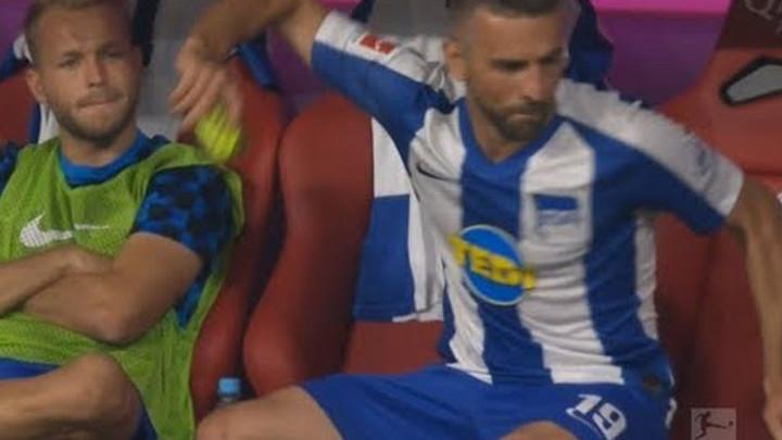 "Ibišević ljutito bacao kostobrane nakon izmjene: ""To nas je koštalo tri boda"""