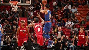 Heat bolji od Knicksa, Toronto prejak za Buckse, Spursi do pobjede protiv Sunsa