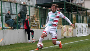 Stjepanović nakon samo mjesec dana napustio Slobodu: Nisam došao da sjedim već da igram
