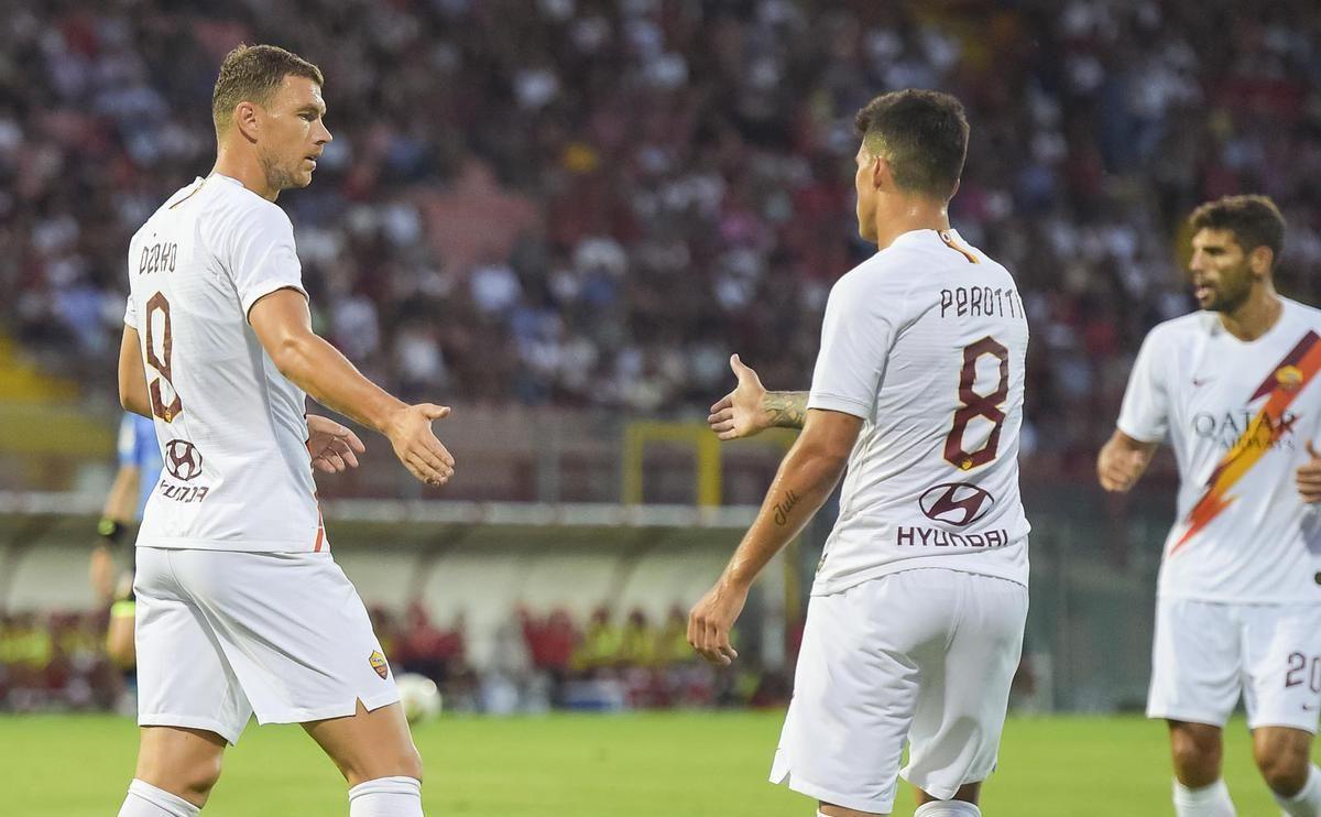 Roma bolja od Perugije, Edin Džeko ponovo postigao gol