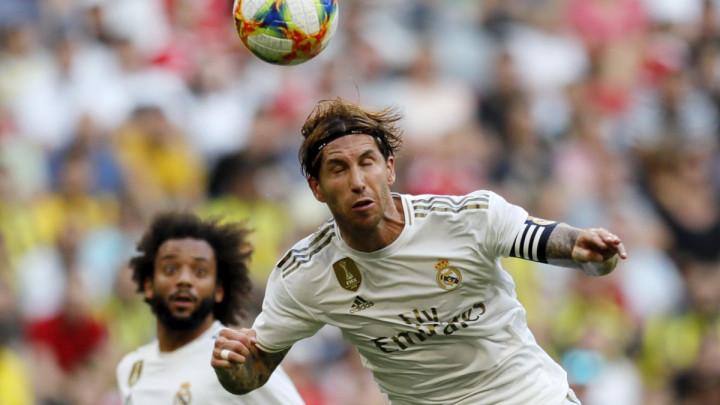 """Ramos o Realovoj želji: """"Takvom igraču su vrata otvorena"""""""