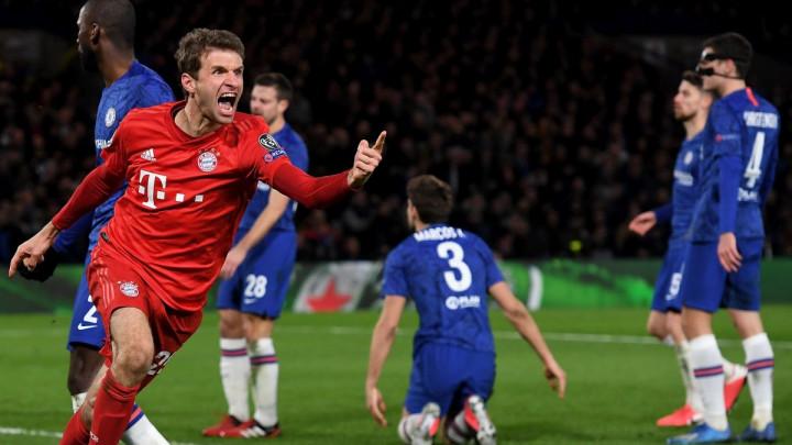 Niko do sada nije kritikovao Carla Ancelottija kao Thomas Muller