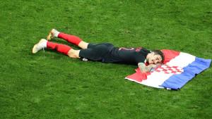 Vrsaljko poručio Englezima: Mi smo pričali na terenu, a vi se sada sunčajte!