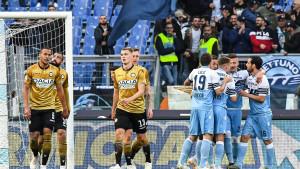 Lazio za tri minute riješio posao protiv Udinesea