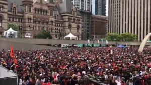 Parada uskoro kreće, na ulicama Toronta do dva miliona ljudi!