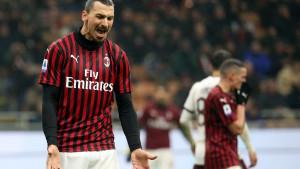 Pioli: Ibrahimović je bio ljut jer je znao da smo mogli prije završiti meč