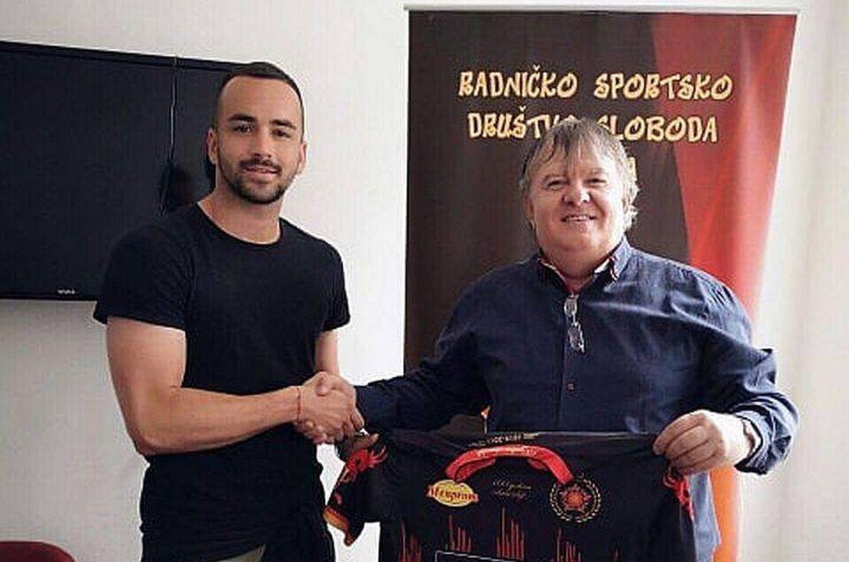 Dejan Uzelac novo pojačanje FK Sloboda