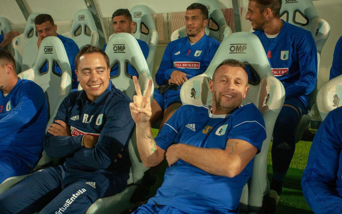Cassano: U Juventusu to dobro kriju, ali svi znaju u čemu je problem