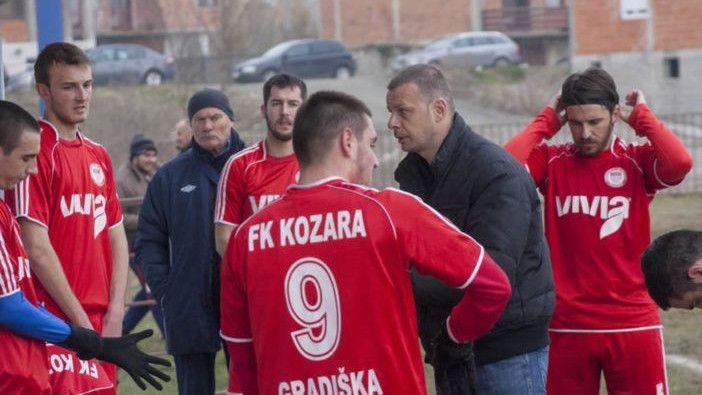 Kozara remizirala u novoj pripremnoj utakmici