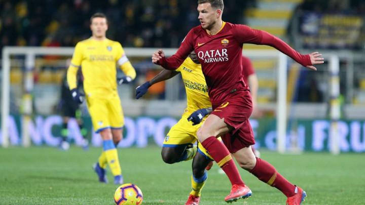 Edin Džeko pred potpisom za Inter!