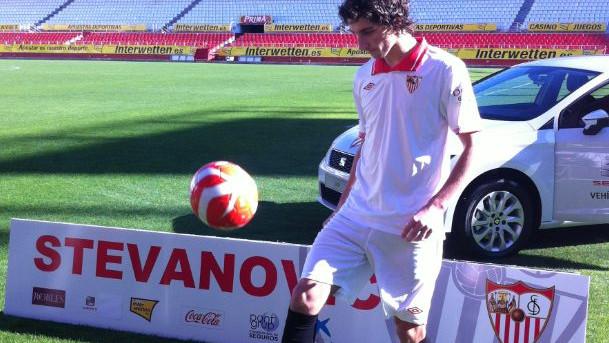 Stevanović: U Sevilli su tražili trikove s loptom, a ja nisam znao ništa