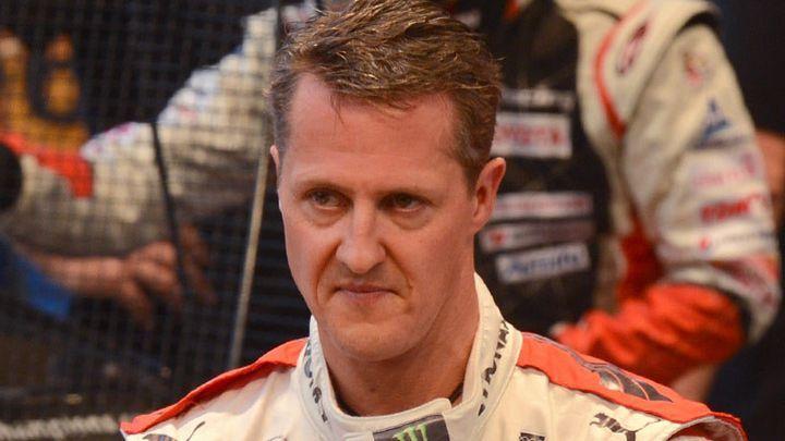 """Schumacher se mokrio tokom svake trke"""