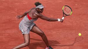 Prva iznenađenja u Parizu: Ispale Venus Williams i Ostapenko