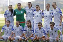 Bh. nogometašice slavile u Srbiji