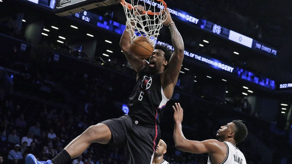 Clippersi lagano riješili Brooklyn Netse