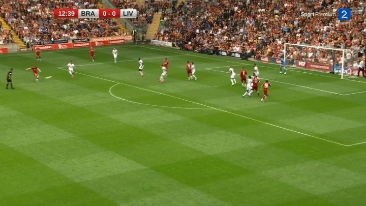Liverpool uspješan i u drugoj pripremnoj utakmici, James Milner postigao fenomenalan gol