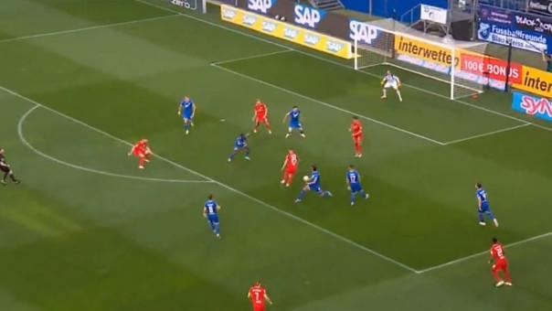 Nevjerovatni Olmo zabio dva gola u tri minute