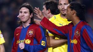 """""""Barcelona je prodala Ronaldinha jer su se bojali da će izgubiti Lionela Messija"""""""