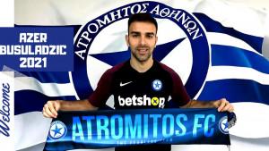 Bh. fudbaler potpisao za grčki Atromitos