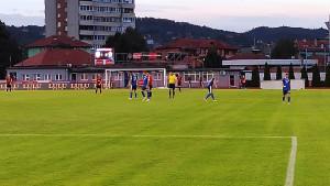 Crnkić pogodio: Tuzla City vodi protiv Slobode!