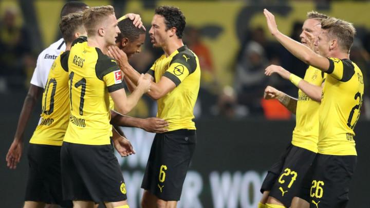 """Paco Alcacer lijepim golom """"začinio"""" pobjedu Milionera nad Eintrachtom"""