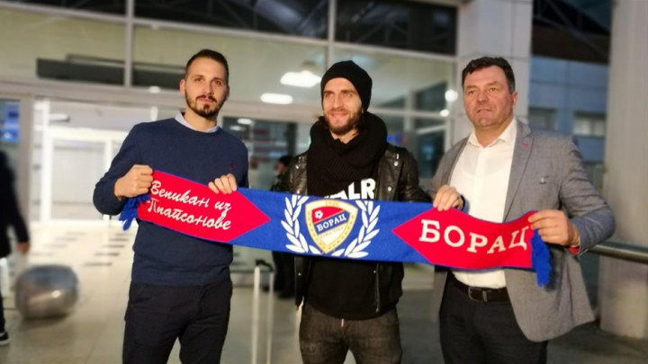 Stojan Vranješ se priključio FK Borac