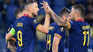 Edin Džeko strijelac u pobjedi Rome, Greenwood spasio Manchester United velike blamaže