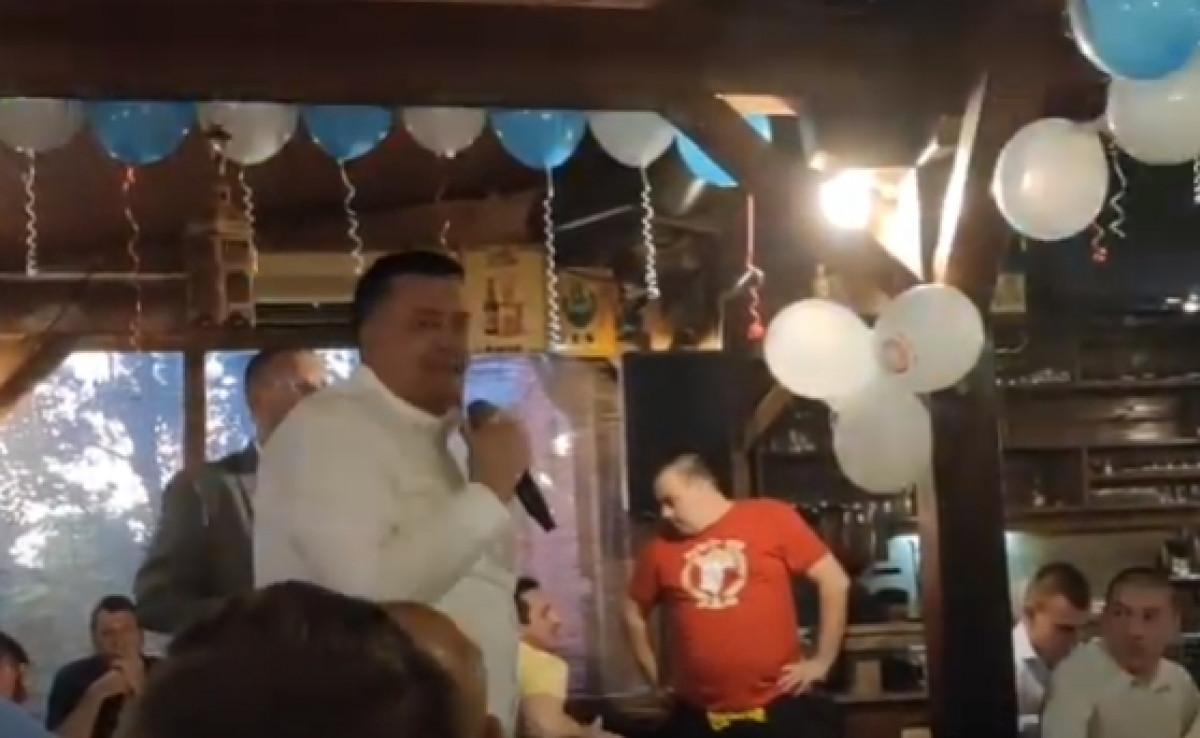 Azmir Husić imao zanimljiv govor na proslavi: U ovo doba naredne godine ponovo da slavimo