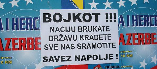 Bosna i Hercegovina - Azerbejdžan 1:0