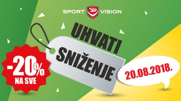 Uhvati Sport Vision sniženje