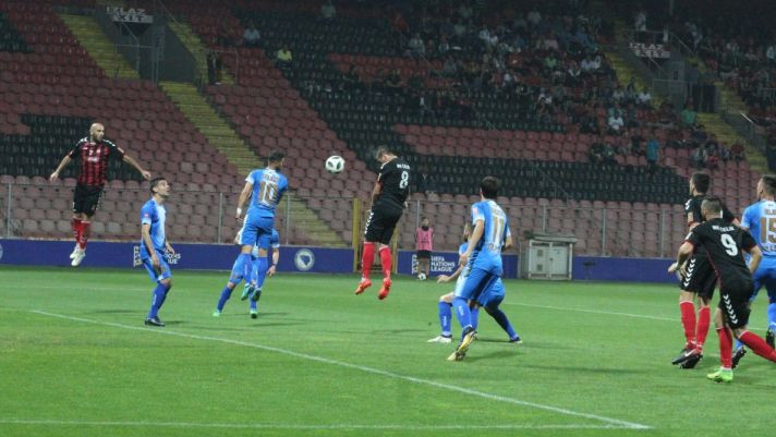 Igrači Tuzla Cityja se ispromašivali na Bilinom polju i na kraju osvojili samo bod