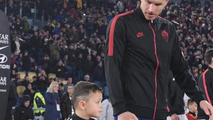 Izlazak na teren s Džekom za petogodišnjeg Ibričićevog sina bio je samo uvertira u nezaboravnu noć