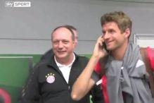 Muller 'prodao' novinarima urnebesnu foru
