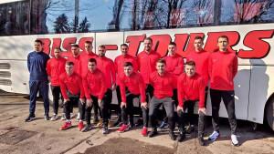 Igrači Čelika u Antaliji odradili dva treninga, nakon večere Aydina Olguna dočekalo iznenađenje