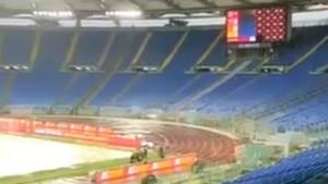 Snimak s Olimpica može zabrinuti igrače Rome i Juventusa