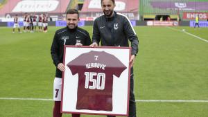 Anel Hebibović i FK Sarajevo nastavili saradnju