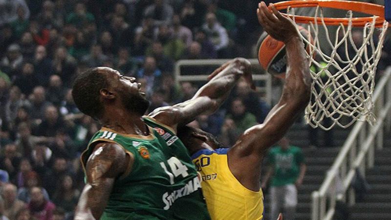 Panathinaikos slavio protiv Maccabija